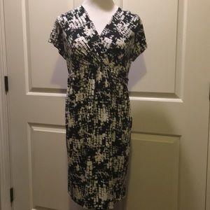 EUC Motherhood Maternity Large Career Dress